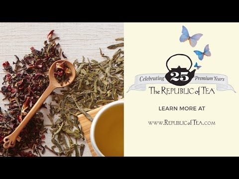 10 Surprising Things You Did Not Know About The Republic of Tea