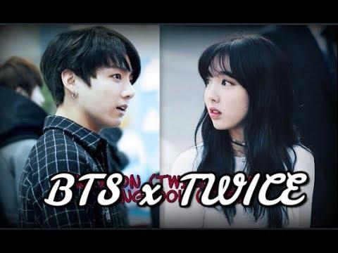 BTS x TWICE - Momentos Divertidos (Bangtwice)