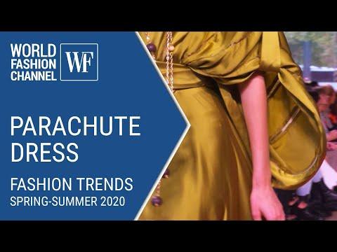 Parachute dress Fashion trends spring-summer 2020
