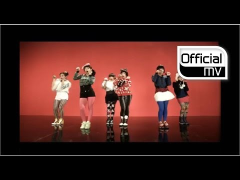 [MV] T-ARA(티아라) _ Bo Peep Bo Peep(보핍보핍) (Dance ver.)