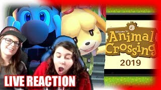 Nintendo Direct 9.13.2018 LIVE REACTION - SuperGirlKels