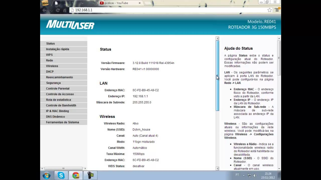 firmware dd-wrt para roteador multilaser re057