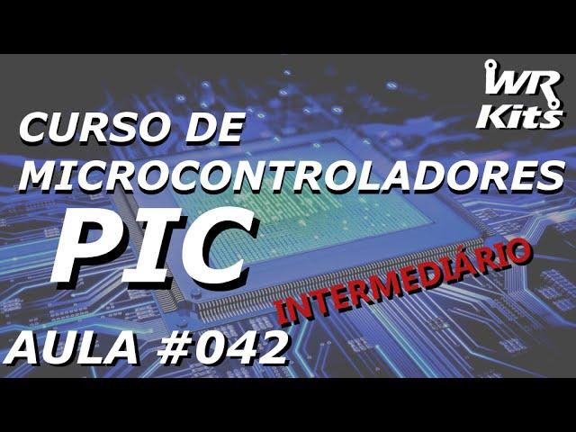 CONTADOR DE PULSOS COM TIMER1 E LCD | Curso de PIC #042