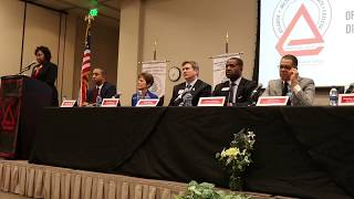 Mayoral Debate 2017 Introduction of Candidates
