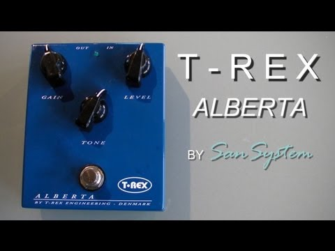 "► T-Rex Alberta (Overdrive) ""HD"" ♫ ♪"