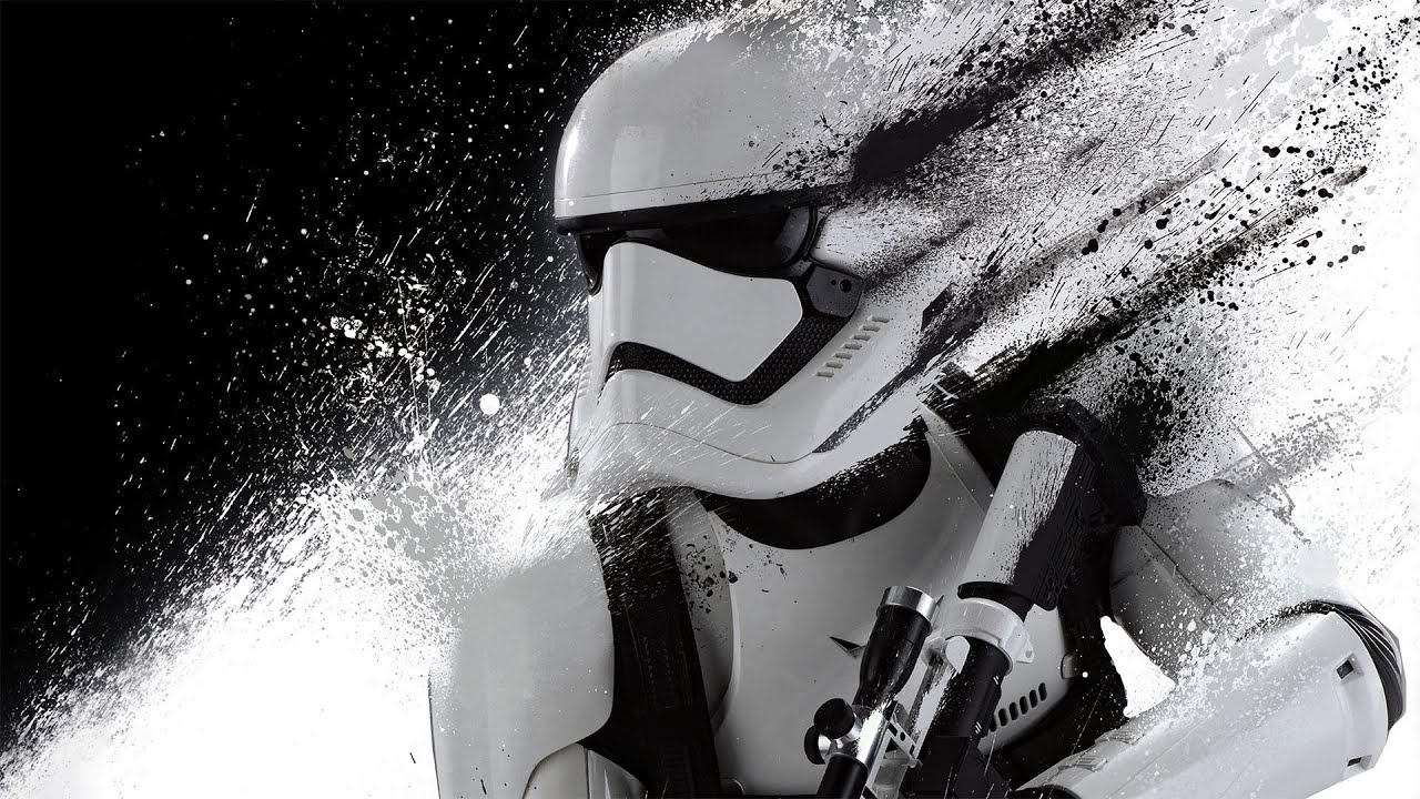 ver el video El Stormtrooper q se quitó