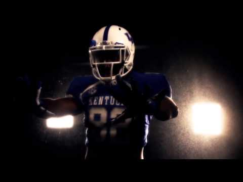 Kentucky Football Intro 2013