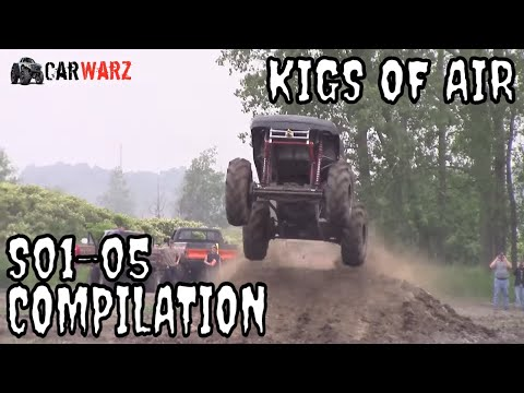 KINGS OF AIR - MUDDING 5 YEAR COMPILATION - VOL 05