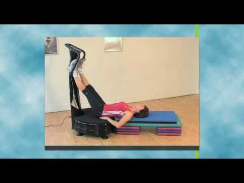 Massage Exercises For The VIbration Plate