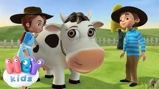 Krowy - Pioseneki o zwierzętach dla dzieci