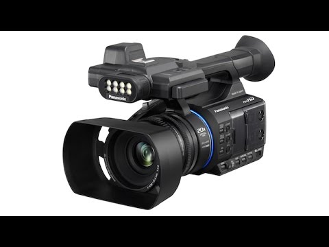 Panasonic AG-AC30 Pro ENG Camera Sales and Rentals