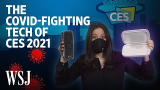 CES 2021: Smart Masks, Smart Air Purifiers and More Covid-Fighting Gadgets | WSJ