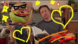 MY DRUNK KITCHEN: The Hartwich! (ft. JAMIE OLIVER!!)