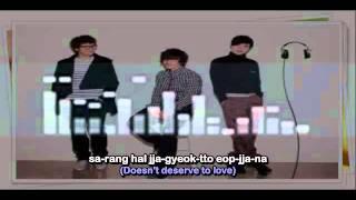 [Rom & Eng] 4Men - Bad Guy (나쁜놈)