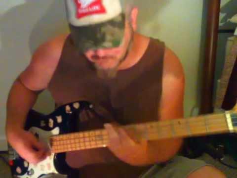 Black Night-Deep Purple(Bass)