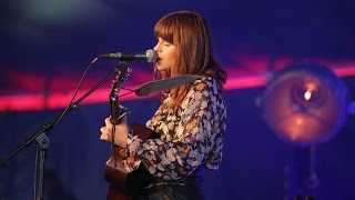 Gabrielle Aplin - BBC Introducing Surprise Set at Glastonbury 2016