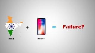 Why has Apple failed in India?