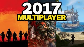 Top 10 Most Anticipated Multiplayer Games of 2017