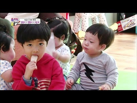 The Return of Superman | 슈퍼맨이 돌아왔다 - Ep.27 (2014.06.08)