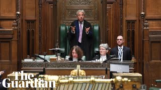 John Bercow: five memorable moments from a decade as Speaker