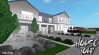 HOUSE TOUR II Roblox Bloxburg