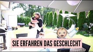 GENDER REVEAL PARTY FÜR UNSERE COUSINE! | 08.07.2018 | ✫ANKAT✫