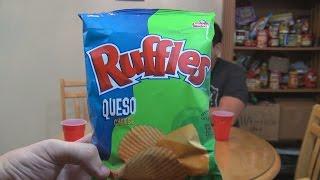 WE Shorts - Ruffles Queso Cheese