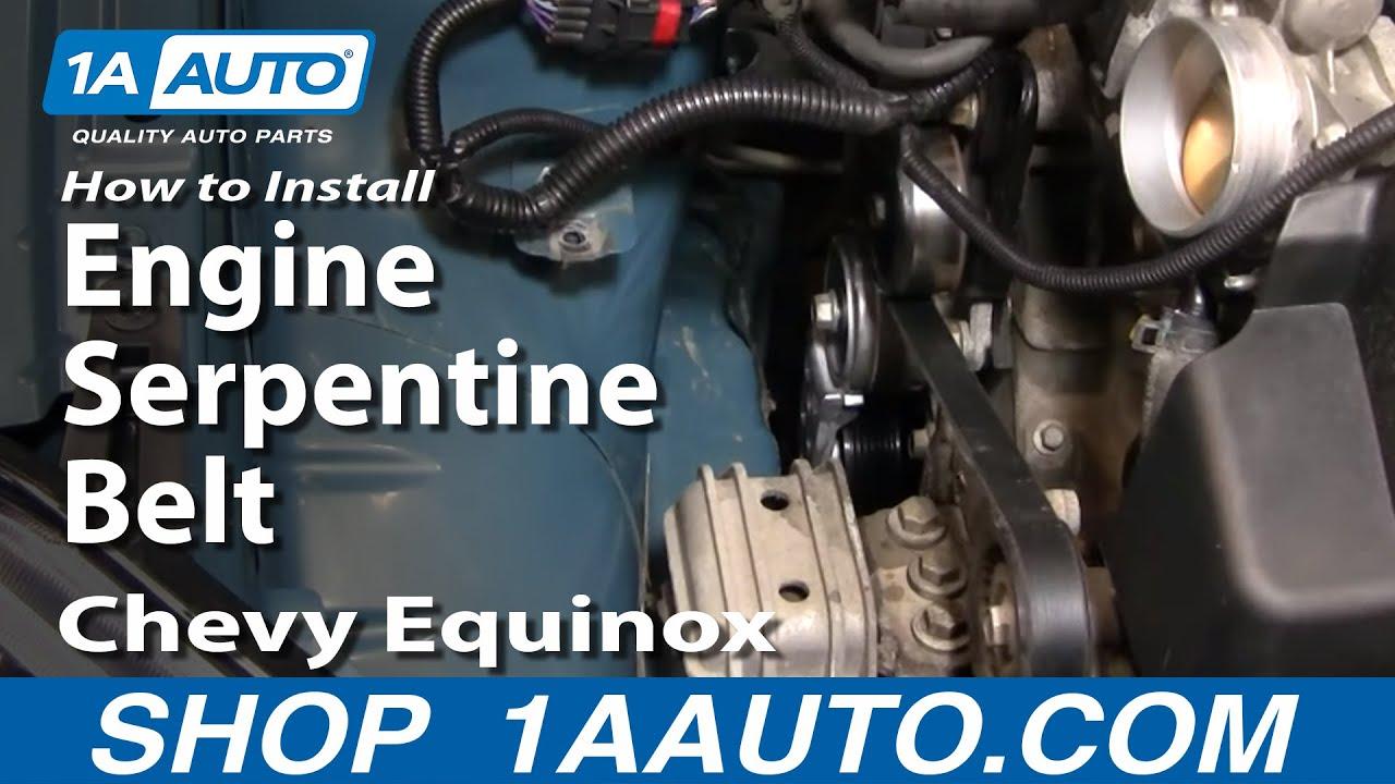 Serptine Belt Replacement Chevy Hhr Network In 2010 Fuse Box Pontiac G5 2007 Diagram Free Engine