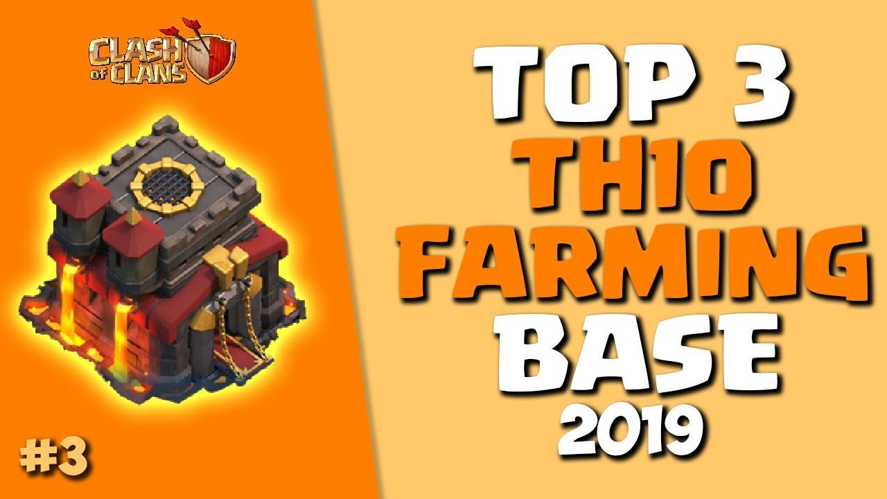 Best Base Th10 2019 2