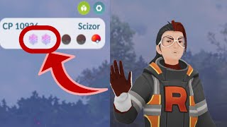 Defeating Arlo with FAST MOVES ONLY in Pokemon Go! (#shorts)