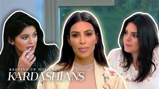 5 Times the Kardashian-Jenner Sisters Had Each Other's Backs | KUWTK | E!