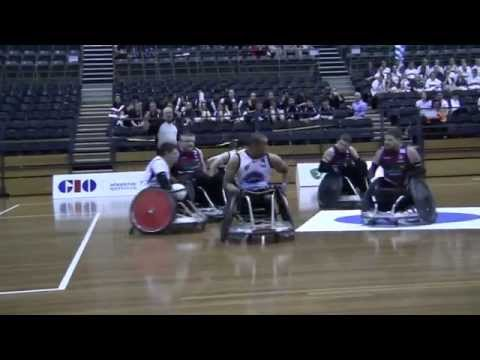 Wheelchair Sports WA - Highlights 2014