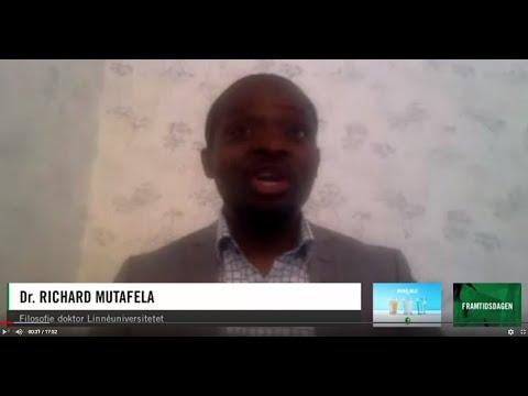 Framtidsdagen2020 Richard Mutafela