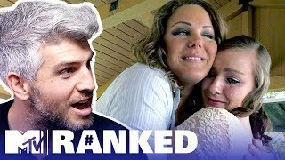 5 Eerie 'Catfish' Who Were Always Watching 👀 Ranked: Catfish: The TV Show