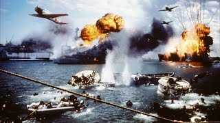 World War II - Attack on Pearl Harbor. Watch Full Documentary in Color