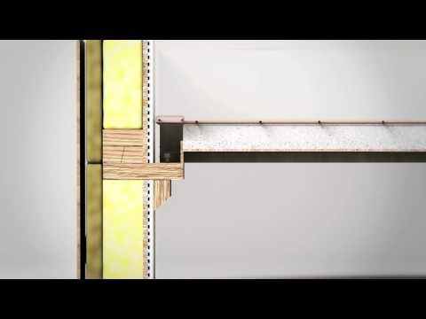 Plancher SEACbois pour les maisons à ossature Bois