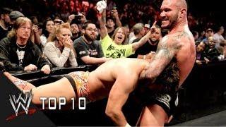 Viper's Vicious Moments - WWE Top 10