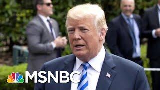 President Donald Trump Promotes Dubious Conspiracy Theory Against FBI | Hardball | MSNBC