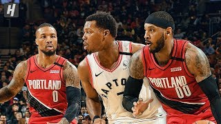 Portland Trail Blazers vs Toronto Raptors - Full Highlights   January 7, 2020   2019-20 NBA Season