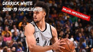 Derrick White 2018-19 Season Highlights [HD]