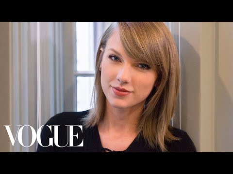 73 Questions With Taylor Swift | Vogue