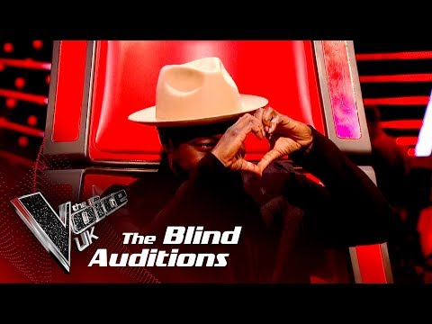 will.i.am Performs 'Where Is The Love': Blind Auditions | The Voice UK 2018