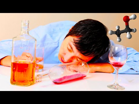 La génétique de l'intolérance à l'alcool