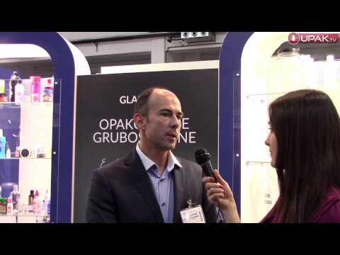 Glass-PET – new material on Taropak Exhibition
