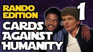 CAH Rando Edition - PART 1 - With GAME GRUMPS! - Table Flip