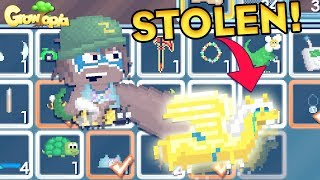 STEALING RARES FROM YOUTUBERS!! | Growtopia