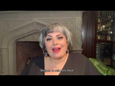 Vidéo de Holly Black