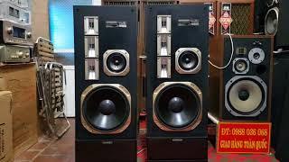 Loa kenwood jl 975 vừa nghe nhạc vừa hát karaoke gia đình rất hay lh : nguyên audio ĐT 0988036068