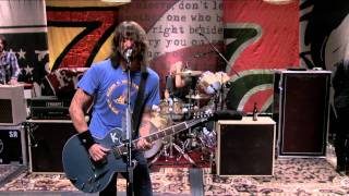 Foo Fighters. Wasting Light Live from 606.