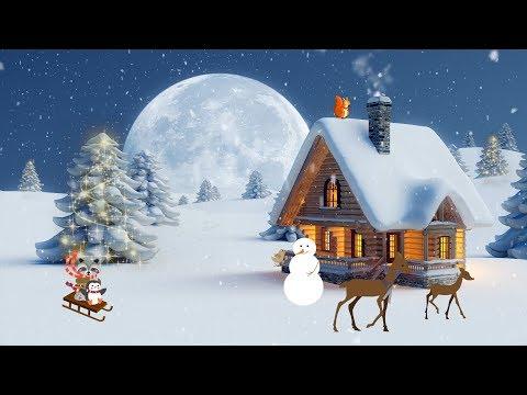 Instrumental Christmas music, Piano Christmas Music,